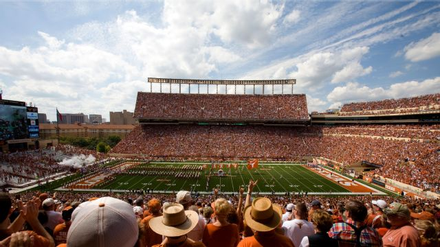 Texas GameDay - 4/19/2014