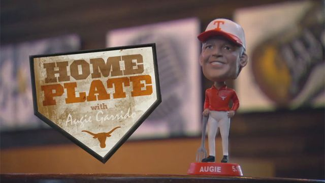HOME PLATE WITH AUGIE GARRIDO
