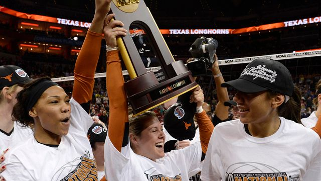 Point Texas: 2012 Volleyball National Champions