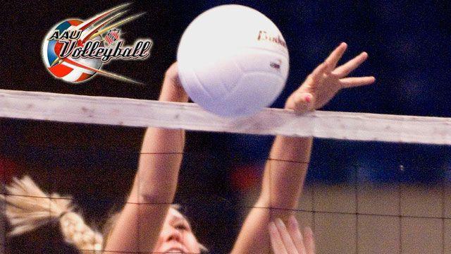 AAU Girls' Junior National Volleyball Championships (18 Open Final)