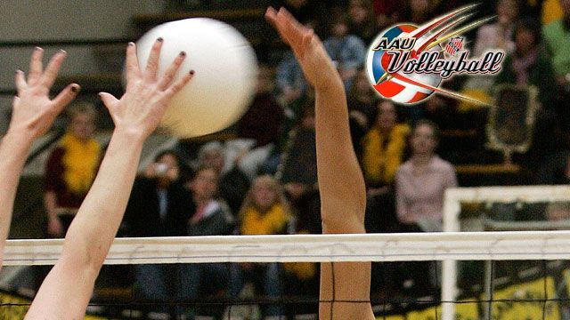 AAU Girls' Junior National Volleyball Championships (12 Open Final)