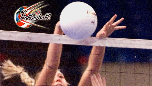 AAU Girls' Junior National Volleyball Championships (14 Open Final)