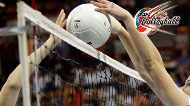 AAU Girls' Junior National Volleyball Championships (16 Open Final)