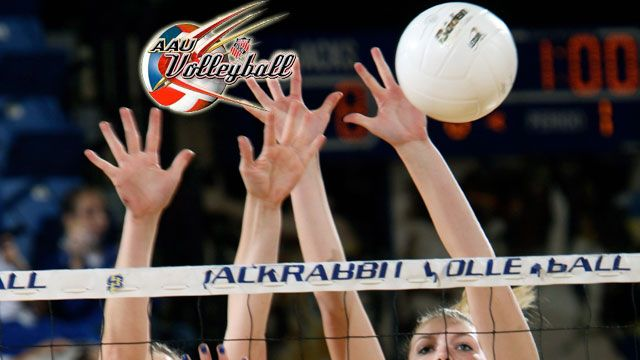 AAU Girls' Junior National Volleyball Championships (17 Club Final)