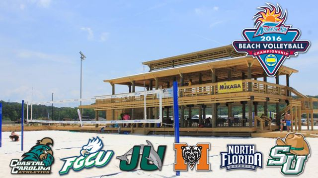 North Florida vs. Stetson (Final)