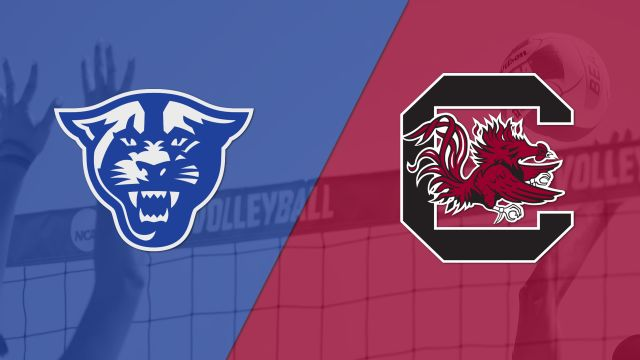 Georgia State vs. South Carolina (Beach Volleyball)