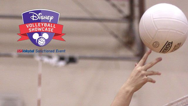Disney Volleyball Showcase (17 Open Championship)