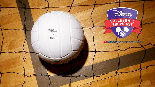 Disney Volleyball Showcase (18 Open Championship)