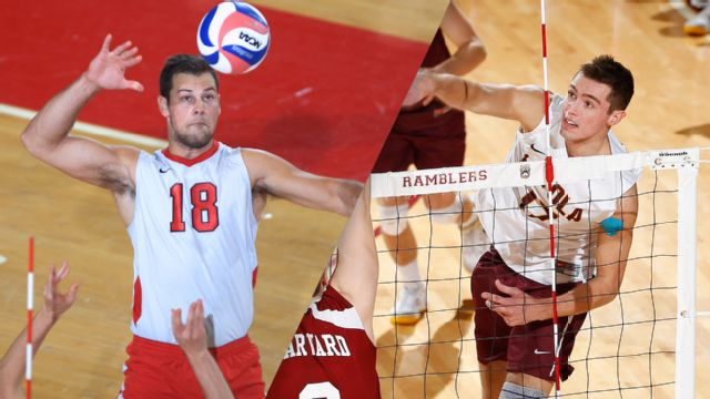 Ohio State vs. Loyola-Chicago (Semifinal) (MIVA Men's Volleyball Championship)