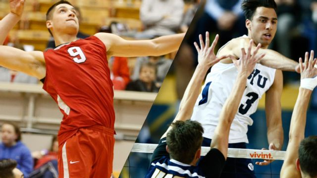 Ohio State vs. #1 Brigham Young (Championship) (NCAA Men's Volleyball Championship) (re-air)