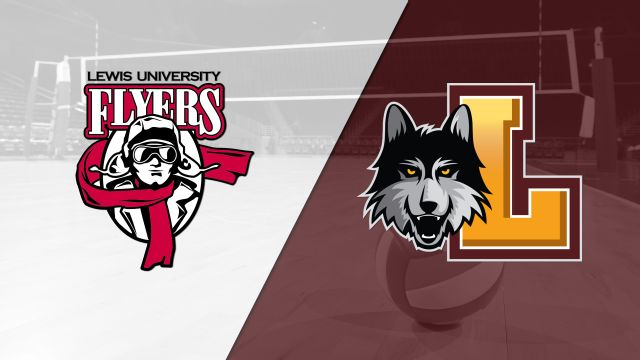 #5 Lewis University vs. #9 Loyola-Chicago (M Volleyball)