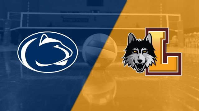 #13 Penn State vs. #10 Loyola-Chicago (M Volleyball)