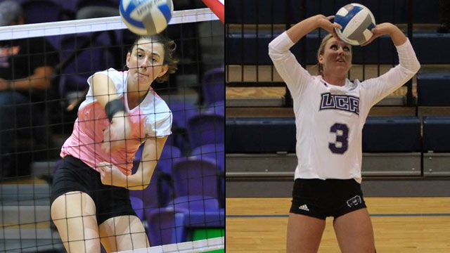 #2 Northwestern State vs. #1 Central Arkansas (Championship): Southland Volleyball Championship
