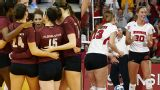 Florida State vs. Wisconsin (Regional Semifinal #1): NCAA Women's Volleyball Championship