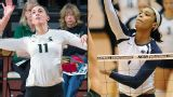 Michigan State vs. Penn State (Regional Semifinal #1): NCAA Women's Volleyball Championship