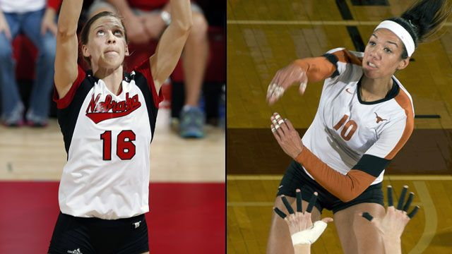 Nebraska vs. Texas (Regional Final): NCAA Women's Volleyball Championship