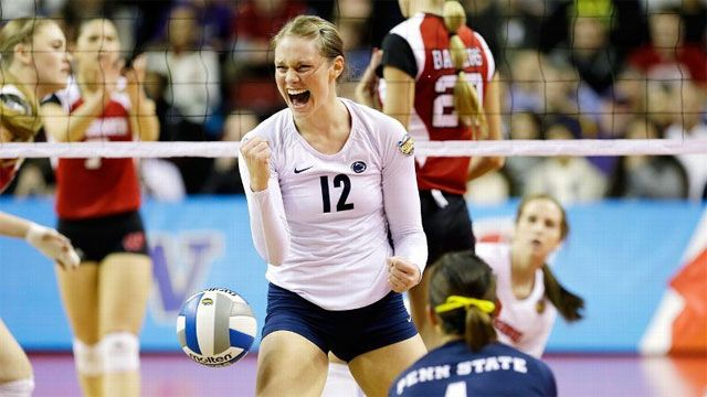 Wisconsin vs. Penn State (Championship): NCAA Women's Volleyball Championship