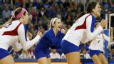 Wichita State vs. Kansas (First Round): NCAA Women's Volleyball Championship