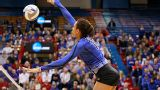 Creighton vs. #22 Kansas (W Volleyball)