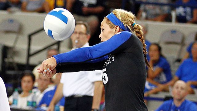 #14 Kentucky vs. LSU (W Volleyball)