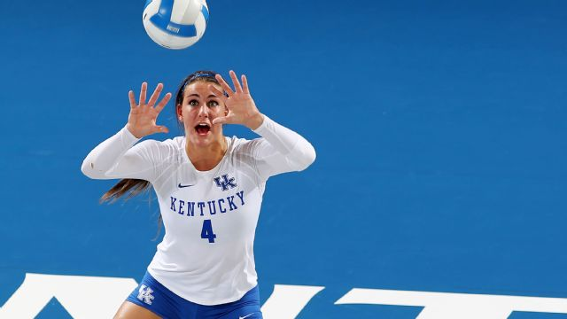 Lipscomb vs. #15 Kentucky (W Volleyball)