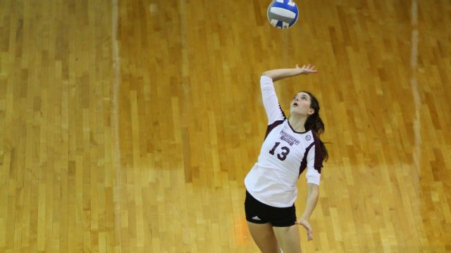 Mississippi Valley State vs. Mississippi State (W Volleyball)