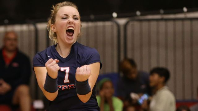 Samford vs. Ole Miss (W Volleyball)