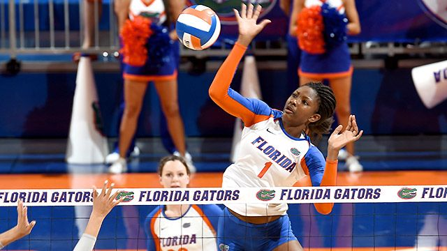 Florida vs. #8 Florida State (W Volleyball)