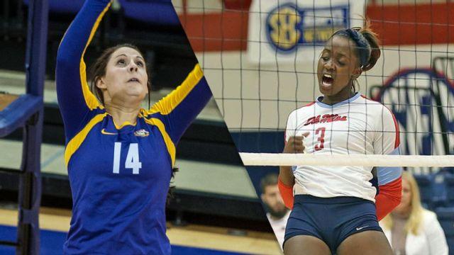 LSU vs. Ole Miss (W Volleyball)