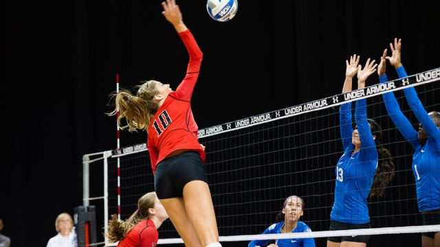 Texas Tech vs. Kansas (W Volleyball)