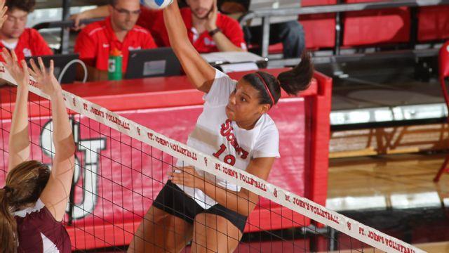Seton Hall vs. St. John's (W Volleyball)