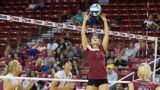 Seattle vs. New Mexico State (W Volleyball)