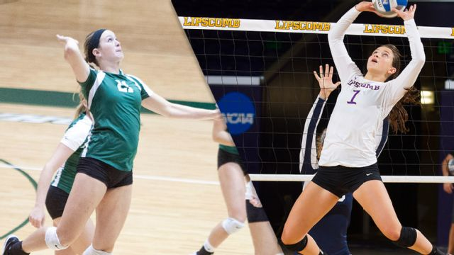 Stetson vs. Lipscomb (W Volleyball)