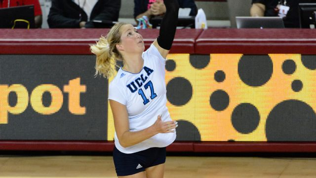USC vs. #17 UCLA (W Volleyball)