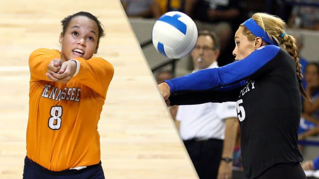 Tennessee vs. #18 Kentucky (W Volleyball)