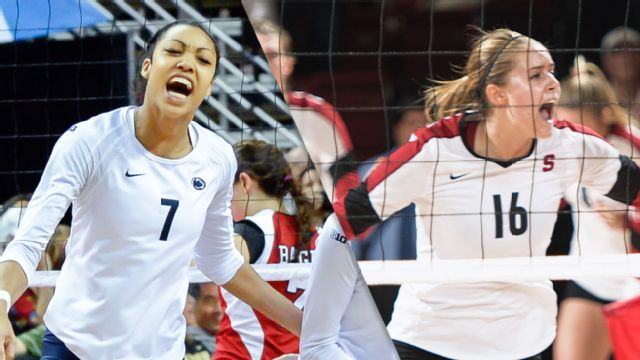 #5 Penn State vs. #1 Stanford (Semifinal #2) (NCAA Women's Volleyball Championship)