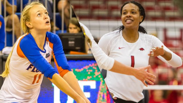 #6 Florida vs. Arkansas (W Volleyball)