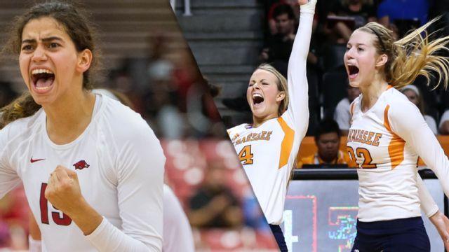 Arkansas vs. Tennessee (W Volleyball)