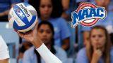 Niagara vs. Manhattan (Quarterfinal #2) (MAAC Women's Volleyball)