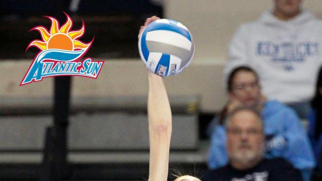 Northern Kentucky vs. Lipscomb (Semifinal #1) (Atlantic Sun Women's Volleyball)
