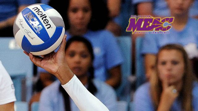 2014 MEAC Women's Volleyball Championship (Championship) (W Volleyball)