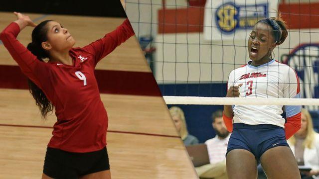 Alabama vs. Ole Miss (W Volleyball)