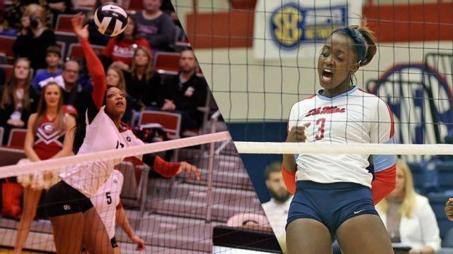 Georgia vs. Ole Miss (W Volleyball)