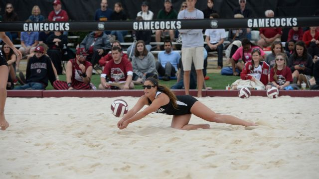 Louisiana-Monroe vs. South Carolina  (Sand Volleyball)