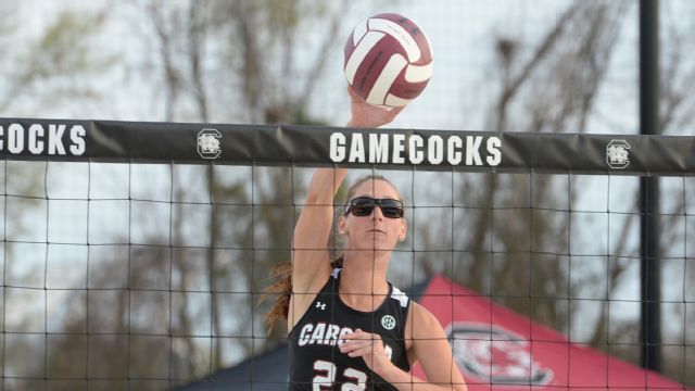 Mercer vs. South Carolina  (Sand Volleyball)