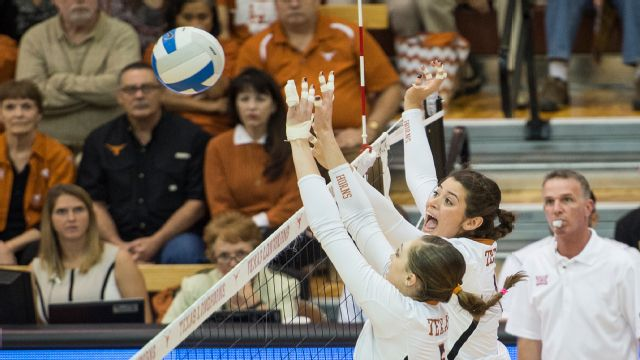Texas-San Antonio vs. Texas - 4/24/2015 (re-air)