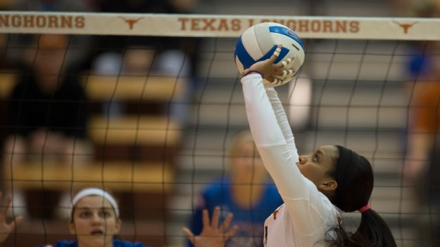 Texas-San Antonio vs. Texas (W Volleyball)