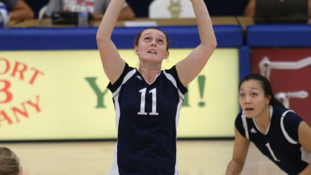 UC Irvine vs. LSU (W Volleyball)