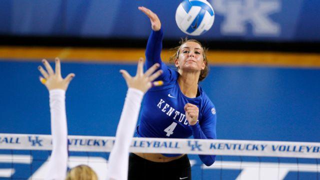 #19 Michigan State vs. #15 Kentucky (W Volleyball)