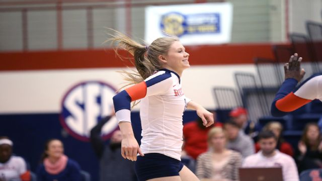 Tennessee-Martin vs. Ole Miss (W Volleyball)